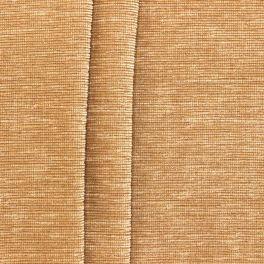 Tissu d'ameublement jacquard chenille brun Alezan