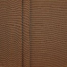 Ribbed upholstery fabric - brownish-yellow