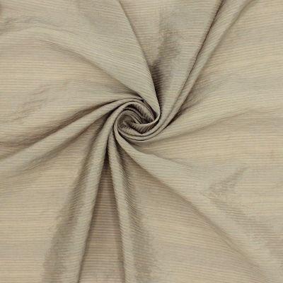 Striped veil - greige