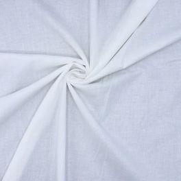 Washed cotton - white