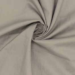 Washed cotton - light taupe