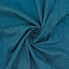 Washed cotton - indigo