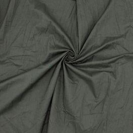 Washed cotton - dark grey