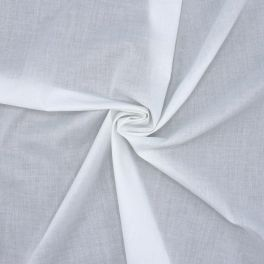 Thin fabric in polyester and cotton