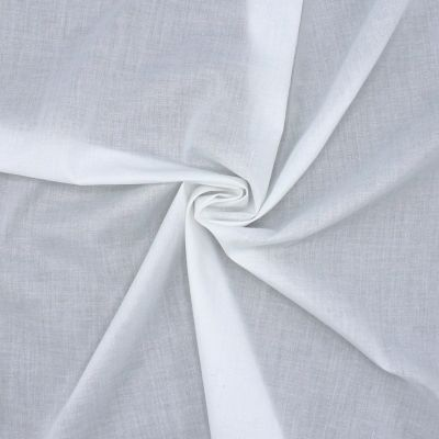 Fijne stof in polyester en katoen