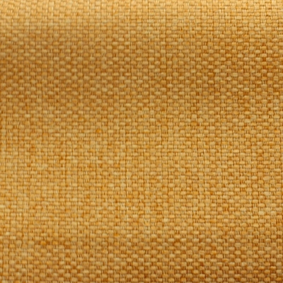 Gele groot linnen effect opacifierende stof