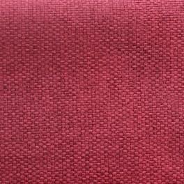 Roze groot linnen effect opacifierende stof
