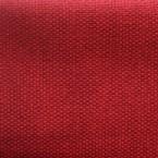 Rode groot linnen effect verduisterende stof