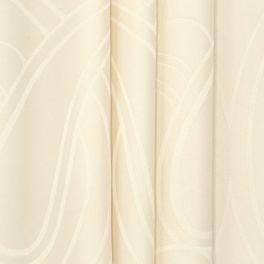 Tissu fin jacquard à arabesques Art Déco