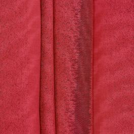 Jacquard fabric with moiré effect