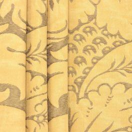 Tissu jacquard imprimé Richelieu