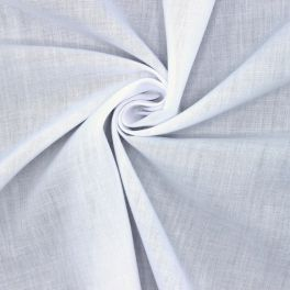 Apparel lining fabric 100% polyester with cotton aspect