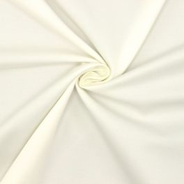 Extensible, flexible and fluid cotton viscose twill