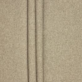 Blackout fabric - mottled beige