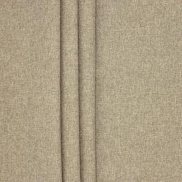 Tissu occultant chiné beige