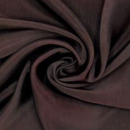 Apparel viscose fabric - brown
