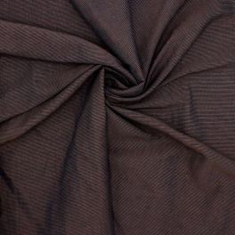 Apparel fabric in viscose - brown