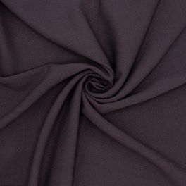 Viscose apparel fabric - plum