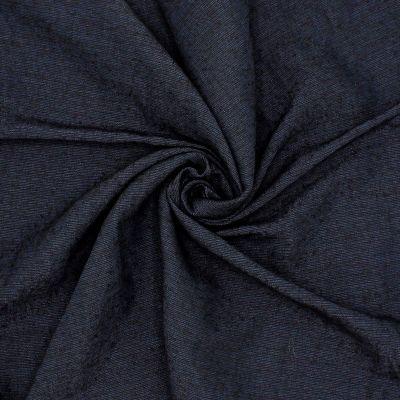 Apparel fabric - midnight blue
