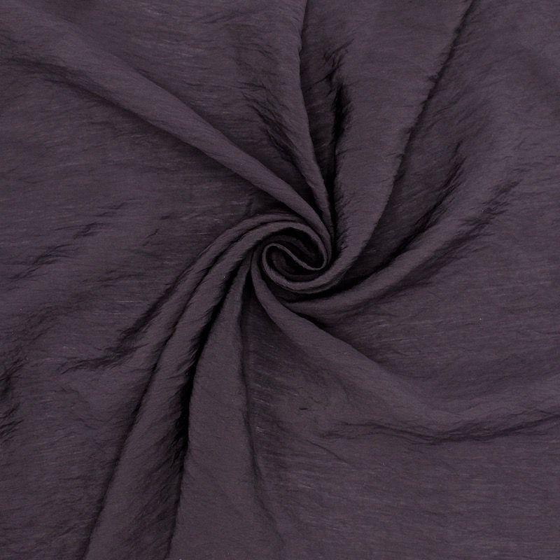 Tissu vestimentaire aubergine