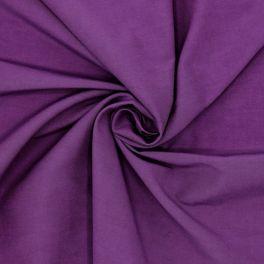 Tissu vestimentaire violet