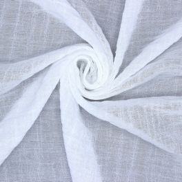 Tissu vestimentaire blanc