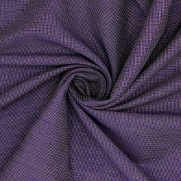 Apparel fabric in cotton and viscose