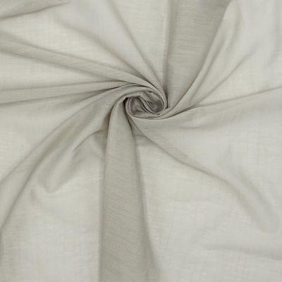 Tissu voile beige