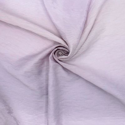 Tissu grège à rayures