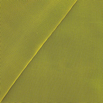 Upholstery fabric in polyester - yellow