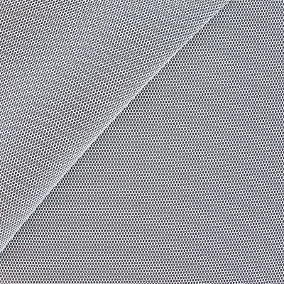 Upholstery fabric in polyester - white