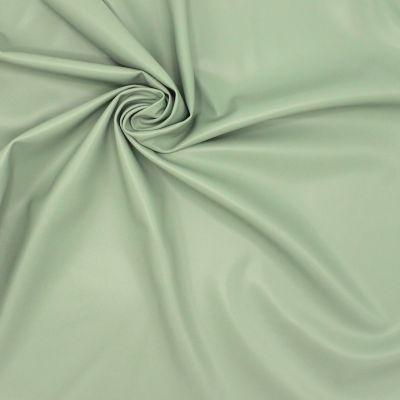 Rekbare en waterdicthe kunstleer - groen