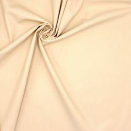 Rekbare en waterdicthe kunstleer - beige