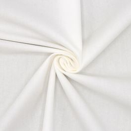 Apparel fabric - ivory