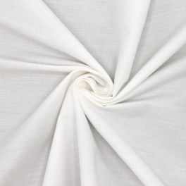 Cotton with twill weave - ivory