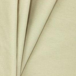 Tissu déperlant effet flammé beige