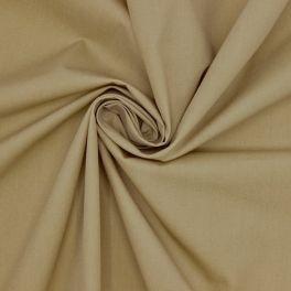 Tissu déperlant de type Barbour café au lait