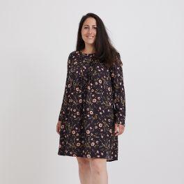 Women sewing pattern tunic and dress Eileen
