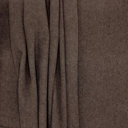 Polyester fabric in wide width plain anise