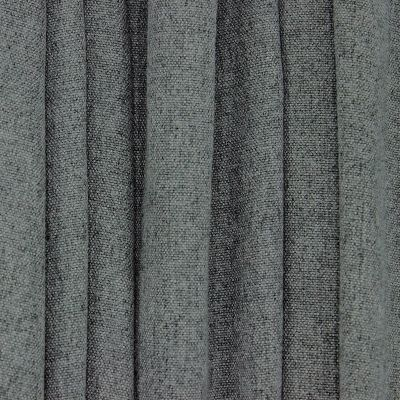 Polyester fabric with wide width - dark grey