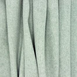 Polyester fabric with wide width - grey-green