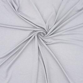 Viscose jersey fabric - grey