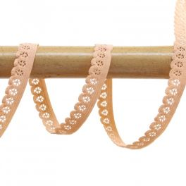 Elastique lingerie plat 13mm chair