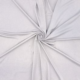 Cotton jersey fabric - grey
