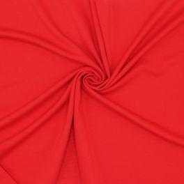 Zware jerseystof - Milano rood
