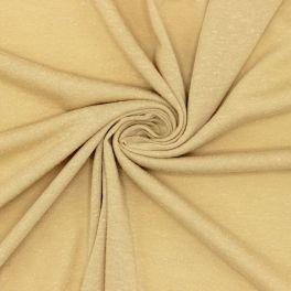 Polyester jerseystof - beige