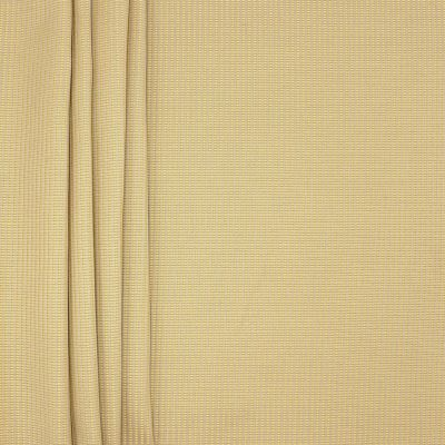 Double-sided jacquard fabric - beige