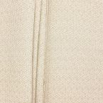 Tissu jacquard à motifs beige et doré