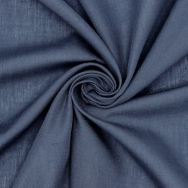 Pocket lining fabric - navy blue