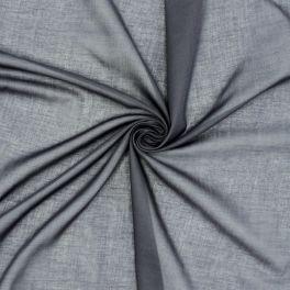 Sluier van katoen - grijs